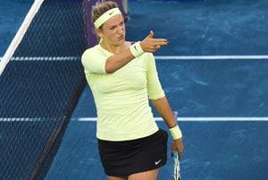 Azarenka, Serena advance to Madrid semis