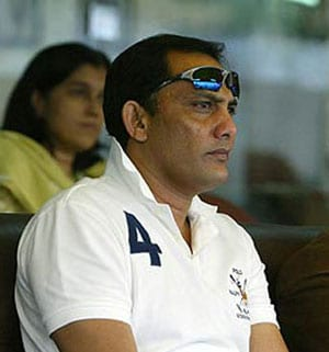Mohammad Azharuddin offered role as Jammu and Kashmir coach