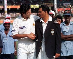 India vs Pakistan: Cricket history