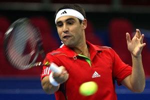 Anderson, Baghdatis reach 2nd round in Vienna