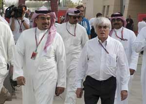 Hosting of Bahrain GP backfires on Formula One