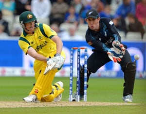 ICC Champions Trophy: George Bailey says leading Australia a 'dream come true'