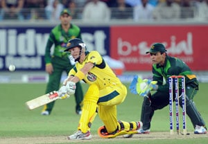 Our focus is on 2015 ICC World Cup, says George Bailey