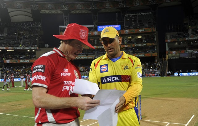 IPL 7: Two People Held for Betting on Chennai Super Kings-Kings XI Punjab Match