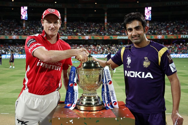 IPL 2014: Frenzied Fans Build up Excitement For Final