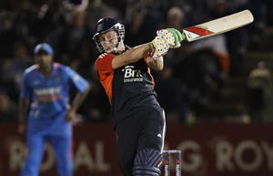 Bairstow looks at India to propel his career