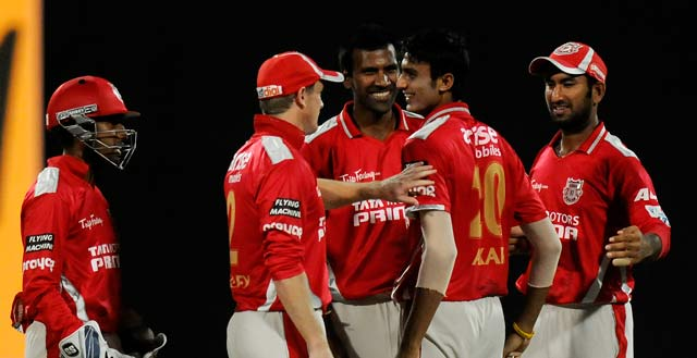 IPL 7, KXIP vs SRH, Highlights: Maxwell, Balaji script third successive victory for Kings XI Punjab