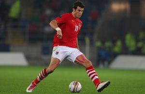 Injured Bale out of England clash