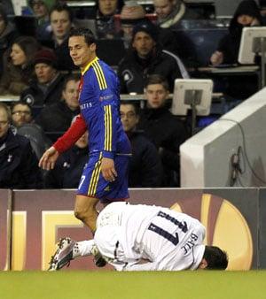 Gareth Bale injury rocks Tottenham