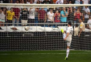Gareth Bale unfazed by pressure of huge price tag