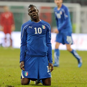 Mario Balotelli has Italy coach's backing for FIFA World Cup