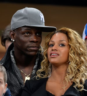 How lady luck is helping Mario Balotelli score goals!