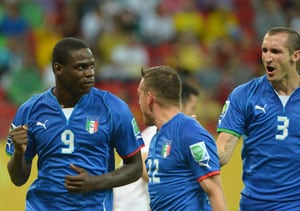 Confederations Cup: Italy eliminate Japan in thriller, Brazil advance