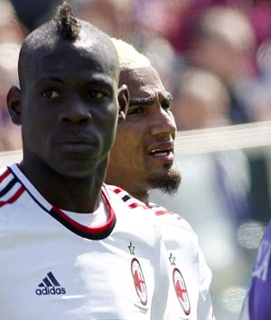 AC Milan to appeal Balotelli's 3-match ban