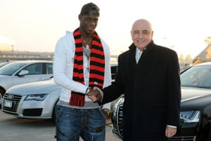 Balotelli expected to make debut against Udinese