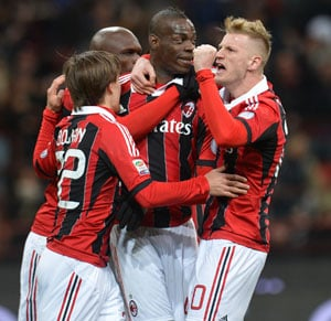 AC Milan baffled as stadium bans hit Italy's Serie A