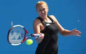 Former British number one Elena Baltacha retires from tennis