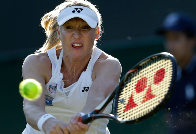 Former British Tennis Star Elena Baltacha dies at 30