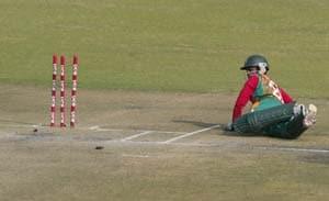 Consolation win for Bangladesh against Zimbabwe