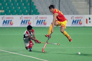 Hockey World League: Bangladesh stun China 3-2