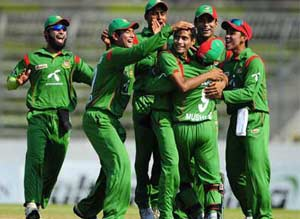 First knock India out then celebrate: Bangladesh coach to team