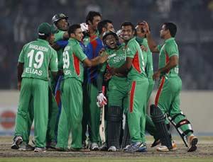 Bangladesh vs India: Statistical highlights