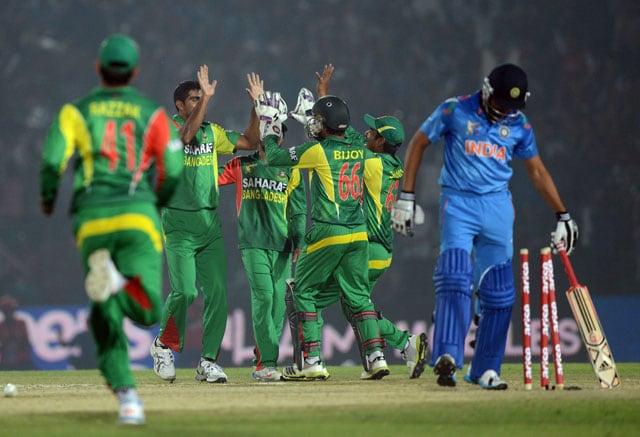 Live cricket score: Bangladesh vs Afghanistan