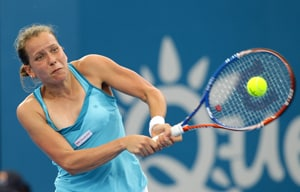 Top seed Strycova ousted at Memphis