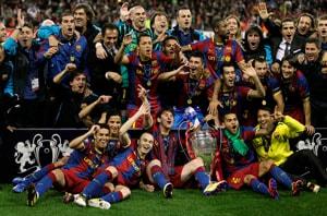 Barcelona: A master-class