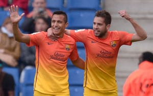 Barcelona beat Espanyol to be on track to equal points record in La Liga