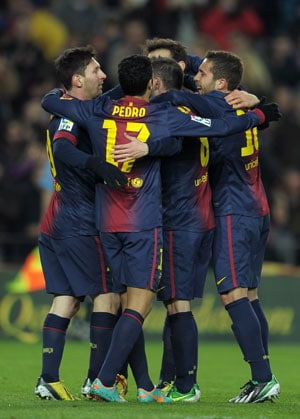 Winning mentality is our strength, says Barcelona coach Tito Vilanova