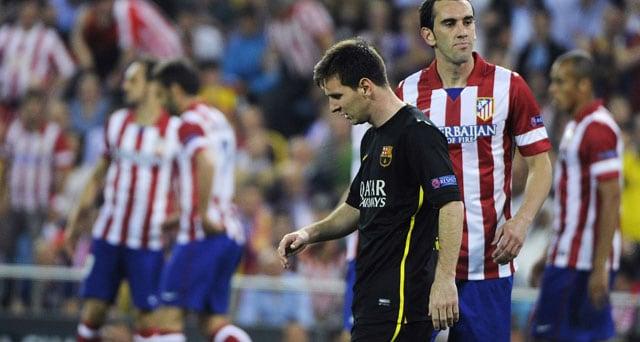 Barcelona seek La Liga boost after Europe exit