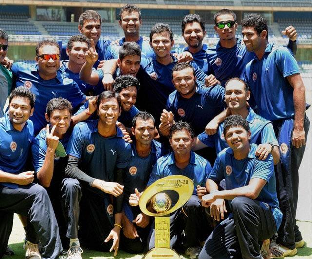 Baroda win thriller against Uttar Pradesh to clinch Syed Mushtaq Ali Trophy