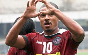 Barreto to play his swansong match for Mohun Bagan