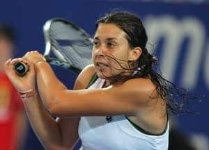 Marion Bartoli pulls out of Stanford due to hamstring strain