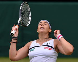 BBC commentator apologises for commenting on Marion Bartoli's looks: report