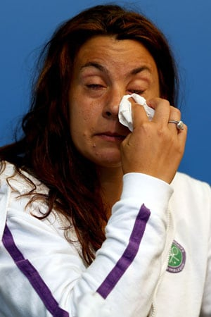 Puzzled players pulling for post-tennis Marion Bartoli