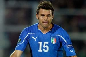 Italy suffer blow as Andrea Barzagli in doubt for Euro