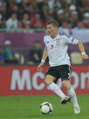 UEFA Euro 2012: There's no 'I' in team, insists Schweinsteiger