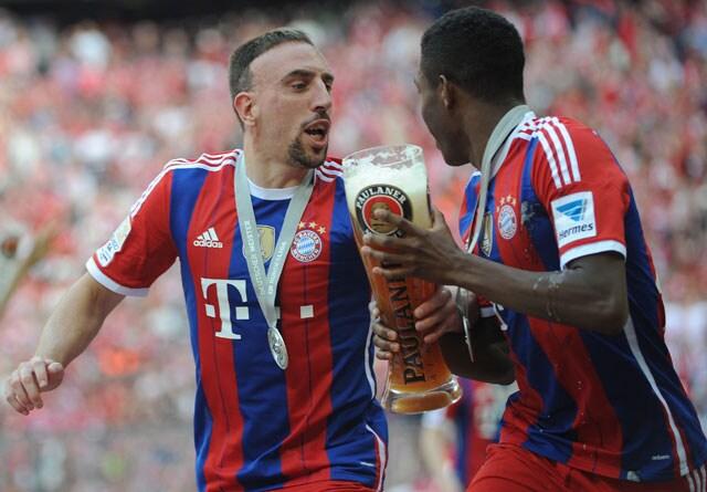FC Bayern Munich Round Off Bundesliga Campaign With 1-0 Win Over Stuttgart