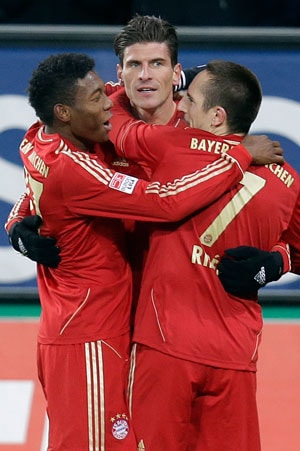 Bayern Munich set to be confirmed champions in March