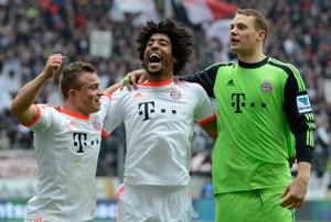Magnificent Bayern confirmed Bundesliga champions