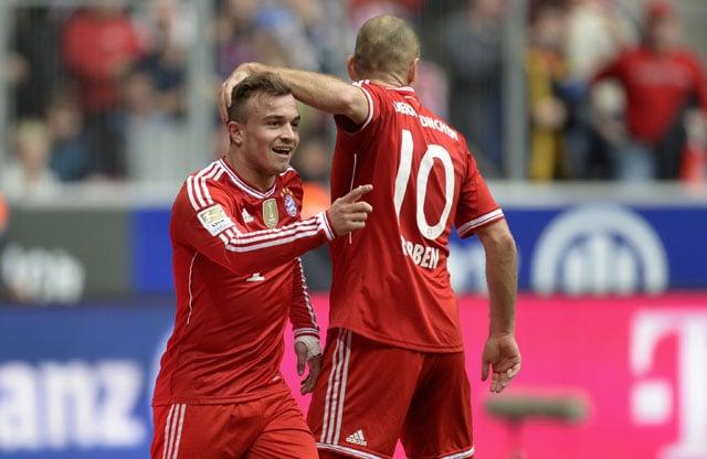 Bundesliga: Bayern Munich rout Freiburg 4-0