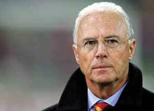 Franz Beckenbauer sorry over Barcelona 'slur'