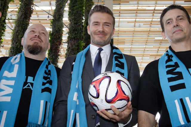 David Beckham's Miami venture a big risk, say experts