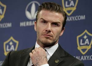 David Beckham keen to build on Galaxy title
