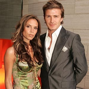 David and Victoria Beckham to auction off belongings