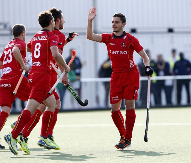 Hockey World Cup: Belgium Overcome Malaysian Resistance to Prevail 6-2