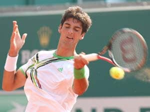 13th-seeded Bellucci loses to Giraldo in Barcelona