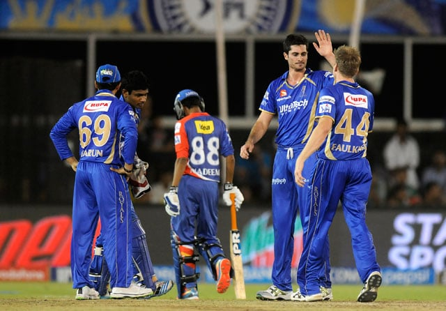 IPL7: Most Wickets in India are Conducive for Bowling Odd Bouncers, Says Rajasthan Royals' Ben Cutting